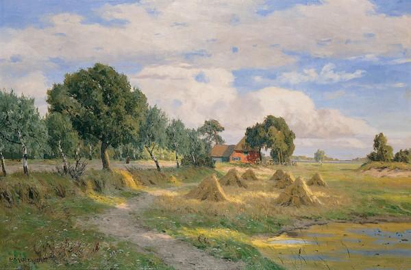 Herbstzeit am Bodden